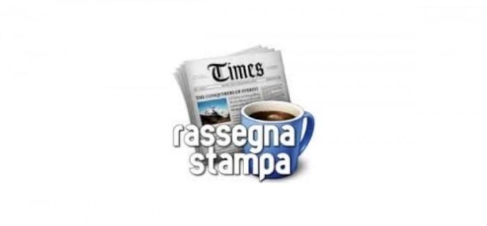 Editoriale e rassegna stampa settimanale n. 27 del 30/09/2016