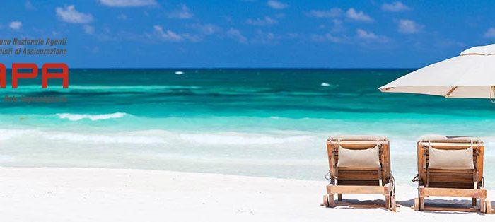 ANAPA Rete ImpresAgenzia vi augura buone vacanze: comunicazione pausa estiva nel mese di agosto.