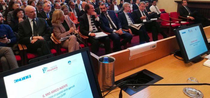 """""""Il mio amico agente"""" e Forum sull'innovazione e la sostenibilità delle imprese agenzie assicurative – Milano, 25 novembre 2019"""